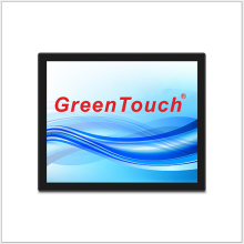 Interavtive 15-Zoll-IP65-Touchscreen-Monitor-Technologie
