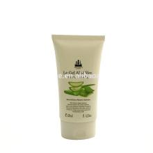 macio vazio personalizado 120 ml de umidade aloe vera gel tubo de cosméticos