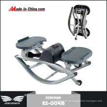 Alta Qualidade Dobrável Body Building Stepper Exercise (ES-004B)