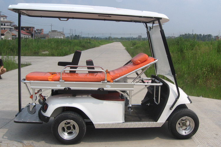 Rescue Cart / Golf Cart with Bed