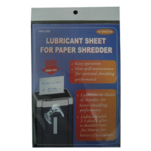 paper bag lubricant paper shredder