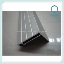 Рамка панели солнечных батарей экструдированного алюминиевого профиля