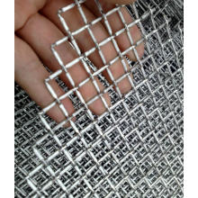 Maillage métallique à sertissage avec diamètre de fil 2,0 mm à 14,0