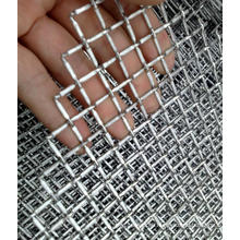 Crimped Wire Mesh with Wire Diameter 2.0mm to 14.0