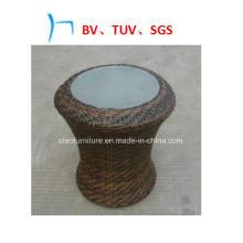 Садовая мебель садовая мебель ротанг Круглый стол (CF790)