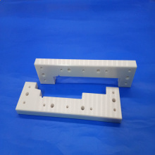 Toughened Keramisk Guide Plate High Strength 95% ZrO2