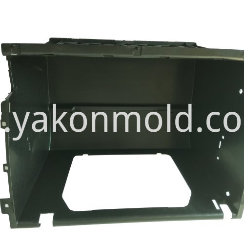 Vehicle storage bin mould