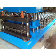 Dachziegel-Fliesenrollenformmaschine, Dachziegelrollenformmaschine