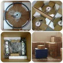 2017 best seller e - kit de conversión de bicicletas diy bicicletas eléctricas piezas de motor de motor con 12ah batería panasonic