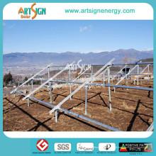 Panneau solaire, Montaje solaire PARA Ser Instalada En Suelo
