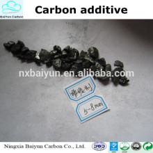 Calcined anthracite coal F.C 95/Carbon raiser for Steelmaking