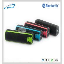 Haut-parleur sans fil de Bluetooth de puissance de lampe-torche de haut-parleur