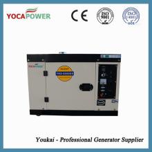 Gerador elétrico portátil à prova de som do motor diesel