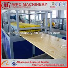 Conseil PVC / PE WPC