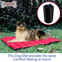 Doglemi Waterproof Hundedeckenmatte Outdoor Portable bequemes Haustier-Kissen
