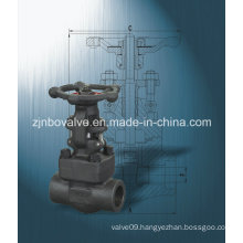 Sufficient Stocks Union Ends Forged Valves (Z41H)