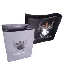 Printed Shopping Paper Gift Bag for L. V Products