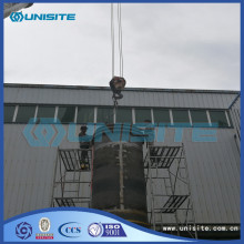 Telescopic Steel Fall Pipe