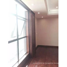 89mm 114mm Real Basswood Shutters Quality Shutters (SGD-S-6156)