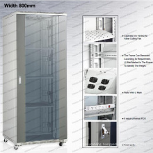 GB 37u-47u Width 600/800mm Standing Metal Rack Enclosure Server Cabinets