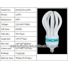 lotus 125w energy saving lamp bulbs