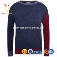 High Quality Knitted Kids Pullover Sweater Whosale, Wool Sweater Design for Kids