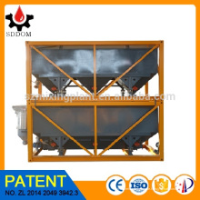 SDDOM Heiße Verkauf 40m3 Betonmischanlage stapelbar Horizontale Zement Silo
