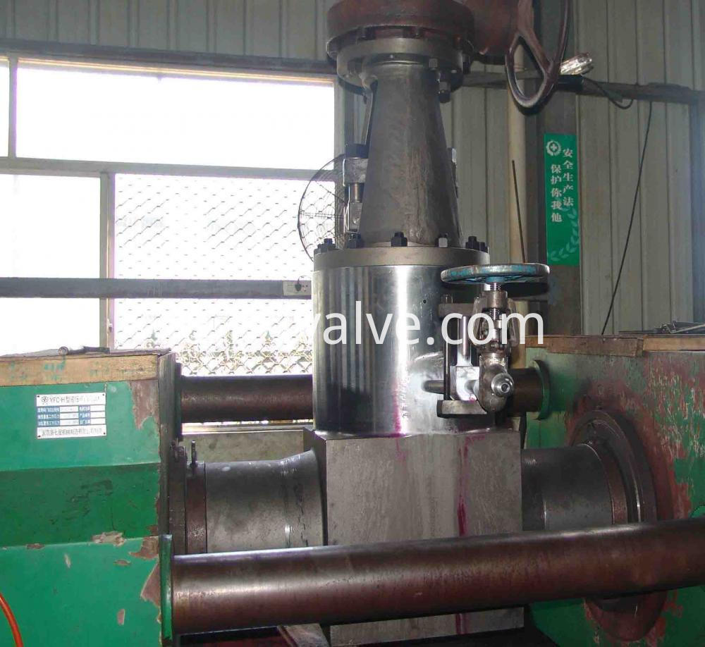 Hydraulic Test For High Pressure Forged Gate Valve