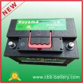 Início de partida de chumbo principal de manutenção de bateria livre carro DIN75mf 12V75ah bateria de carro atacado