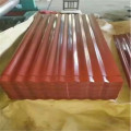 Galvanized Corrugated Colorful Roofing Steel Tile