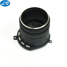 150 wide-angle lens with mini Aerial camera produced by CNC machining