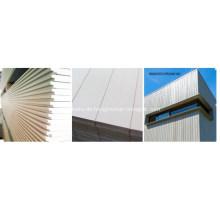 Magnesiumoxid-MGO-Platte für laminierte Hochdruckplatten