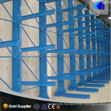 Warehouse Storage Heavy duty cantilever rack for color tube sotrage