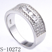 Серебряные ювелирные изделия кольца для женщин мода ювелирные изделия аксессуары (ы-10272)