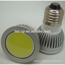Высокий свет cob dimmable прожектор привело лампочки свет