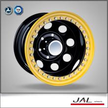 Лучший дизайн модульного черного цвета 4х4 колесные диски Trailer Wheel Rim