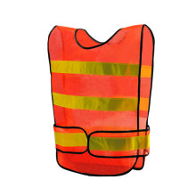 80GSM Mesh Traffic Warning Safety Uniforms