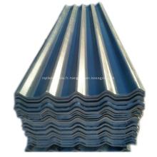 Feuille de toiture ignifuge d'isolation thermique
