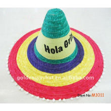 cheap unisex mexican party hat