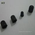 Válvulas del neumático de la rueda del coche universal Válvulas del vástago de la válvula del neumático de la bicicleta del automóvil del ABS del plástico Tapa de la boca Válvulas del tallo Kxt-Vc06