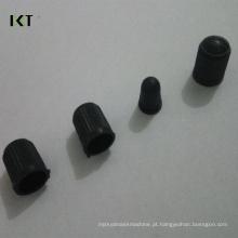 ABS plástico das válvulas do pneumático da roda de carro / tampões plástico Krom-Vc12 da haste da válvula do pneumático da roda do tampão da poeira do pneumático da bicicleta do automóvel dos PP das válvulas do pneumático da roda de carro