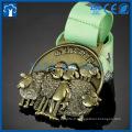 La médaille fabrique en gros une médaille de métal personnalisée
