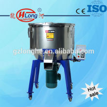 2015 new design 304 stainless steel mixer fo flour mixer for plastic mixing CE