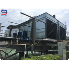 291 Ton High Efficient Steel Open Cooling Tower for Process Water Cooling
