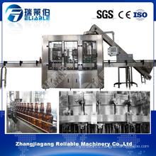 Automatic Beer Machine / Equipment for Glass Bottle