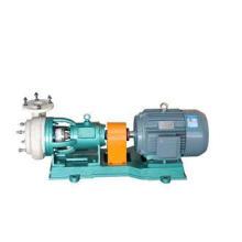 Fluorine Plastic Alloy Horizontal Centrifugal Pump For Chem