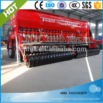 24 Rows Wheat Seeder/Automatic Wheat Drill