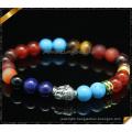 ODM Bracelets Handmade Buddha Bracelet Jewelry with Gemstone Bead (CB0111)