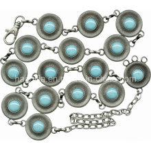 Zinc Alloy Chains for Garment (A6680)