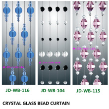 Colourful Crystal Bead Room Space Decoration Curtain